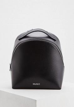 23dc23be228d Рюкзак, Hugo Hugo Boss, цвет: черный. Артикул: HU286BWFMSK7. Аксессуары /