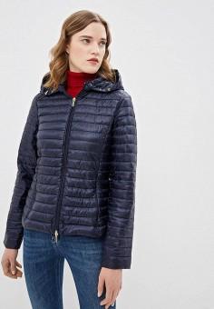 6b6da899bc321 Куртка утепленная, iBlues, цвет: синий. Артикул: IB001EWDQBF3. Premium /  Одежда