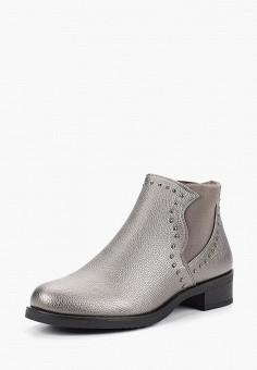 eb124c22 Ботинки, Ideal Shoes, цвет: серый. Артикул: ID007AWCYRX4. Обувь / Ботинки