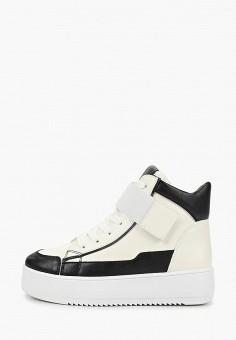52b18967c85c Кеды, Ideal Shoes, цвет  белый. Артикул  ID007AWDPHC7. Обувь   Кроссовки