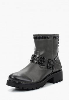 e2b55a8ec6b5 Купить серая женская обувь от 208 руб в интернет-магазине Lamoda.ru!