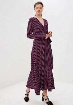 Платье, Imperial, цвет  фиолетовый. Артикул  IM004EWCTGS2. Одежда   Платья и c606ce5a9f6
