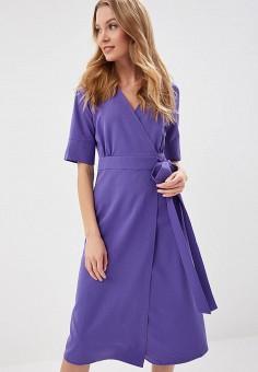 a031e29709b185c Платье, Imocean, цвет: фиолетовый. Артикул: IM007EWEONF1. Одежда / Платья и