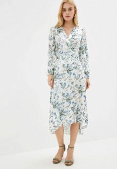 143111c47f99b3b Платье, Imocean, цвет: белый. Артикул: IM007EWFOPQ4. Одежда / Платья и