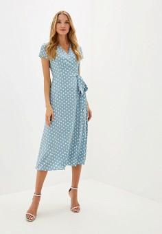 23f3dde35cee0 Платье, Imocean, цвет: голубой. Артикул: IM007EWFVJU9. Одежда / Платья и