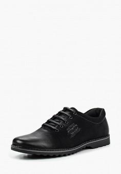 8964633fa Туфли, Instreet, цвет: черный. Артикул: IN011AMHGJ11. Обувь / Туфли