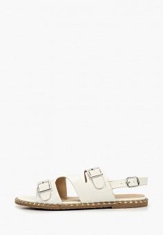 4bd30b83 Сандалии, Instreet, цвет: белый. Артикул: IN011AWEKUB8. Обувь / Сандалии