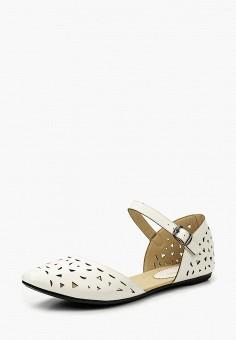 646a132ea Купить белые женские туфли от 599 руб в интернет-магазине Lamoda.ru!