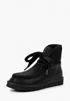 6e0ae0b7f Полусапоги, Inuovo, цвет: черный. Артикул: IN018AWDLMP9. Обувь / Сапоги /
