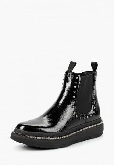 a4becc440 Ботинки, Inuovo, цвет: черный. Артикул: IN018AWDLMQ4. Обувь / Ботинки /