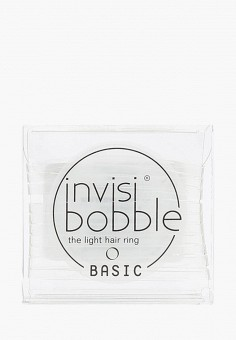 Комплект, invisibobble, цвет: белый. Артикул: IN020DWJGW24. invisibobble