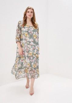 e458faec12a Купить женские платья и сарафаны больших размеров от 790 тг в ...