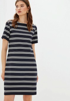 53a6b1545002d2e Платье, Iwie, цвет: синий. Артикул: IW001EWELCU6. Одежда / Платья и