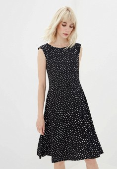 d0382eb3 Платье, Iwie, цвет: черный. Артикул: IW001EWELCV1. Одежда / Платья и