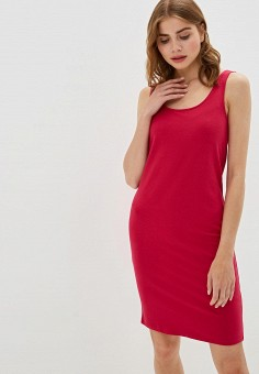 aa0105ac562683a Платье, Iwie, цвет: розовый. Артикул: IW001EWELCV8. Одежда / Платья и
