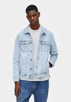 372df5520fc1 Мужские джинсовые куртки — купить в интернет-магазине Ламода