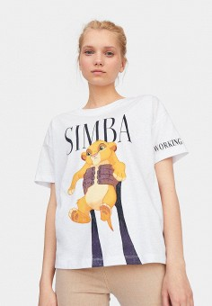 93d61bbd7c42 Женские футболки — купить в интернет-магазине Ламода