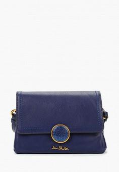 Сумка, Jane Shilton, цвет  синий. Артикул  JA001BWCVMC7. Аксессуары   Сумки f096691bc6d