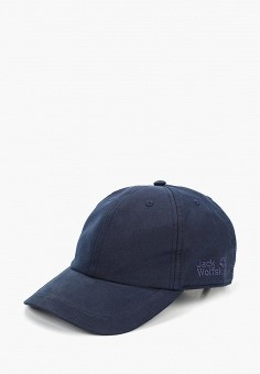 459acacd Бейсболка, Jack Wolfskin, цвет: синий. Артикул: JA021CUDZMU4. Аксессуары /  Головные