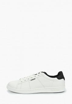 5fc18a699d5f Кеды, Jack  amp  Jones, цвет  белый. Артикул  JA391AMDRIC1. Обувь
