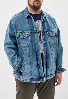 36c79cd5 Куртка джинсовая, Jack & Jones, цвет: синий. Артикул: JA391EMBZWU6.