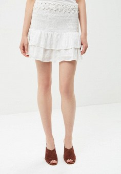 f4b3c9b5fa4 Купить белые женские широкие юбки от 519 руб в интернет-магазине ...