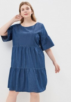 62b6916fb16 Купить джинсовые платья от 599 руб в интернет-магазине Lamoda.ru!