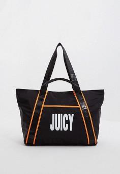 70acce2e00fa Сумка спортивная, Juicy by Juicy Couture, цвет: черный. Артикул:  JU018BWEYXZ6.
