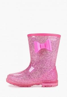 e990f1e72 Резиновые сапоги, Kenkä, цвет: розовый. Артикул: KE009AGEPCS3. Девочкам /  Обувь