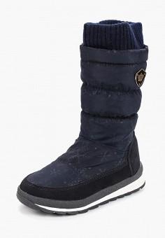 1f5478fdf Дутики, Keddo, цвет: синий. Артикул: KE037AGBXPK4. Девочкам / Обувь