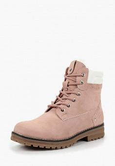758482d65709 Ботинки, Keddo, цвет  розовый. Артикул  KE037AWCIFV9. Обувь   Ботинки
