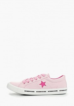 34a05cd1 Кеды, Keddo, цвет: розовый. Артикул: KE037AWEKJA9. Обувь / Кроссовки и
