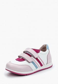 Кроссовки, Котофей, цвет  белый. Артикул  KO012AGAIFV2. Девочкам   Обувь   211336b6222