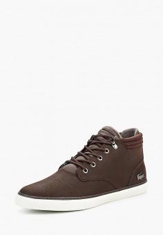 Купить мужскую обувь LACOSTE (ЛАКОСТ) от 3 840 руб в интернет ... eba309a034386
