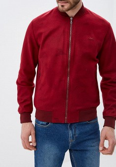 Куртка, Lacoste, цвет  бордовый, синий. Артикул  LA038EMCRMT0. Одежда   141afe3a0cb