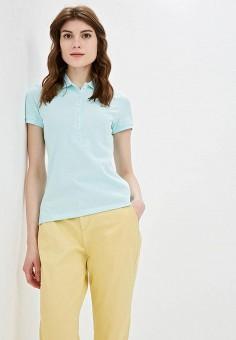 909c4a554c8ff Поло, Lacoste, цвет: голубой. Артикул: LA038EWELTC6. Одежда / Футболки и