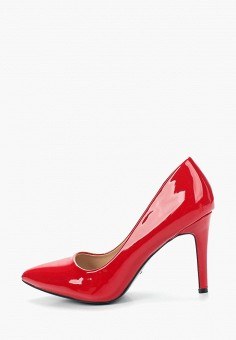 35ac961365d2 Купить красные женские туфли от 599 руб в интернет-магазине Lamoda.ru!