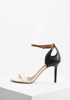 419370ce3 Босоножки, Lauren Ralph Lauren, цвет: черный. Артикул: LA079AWEFPT8. Обувь