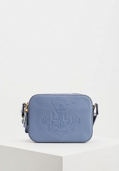 Сумка, Lauren Ralph Lauren, цвет  голубой. Артикул  LA079BWDMDP7.  Аксессуары  . premium. Похожие товары b87ae1876d8