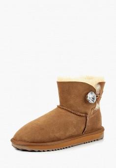 e161a7ab1 Полусапоги, Lambface, цвет: коричневый. Артикул: LA093AWYXT49. Обувь /  Сапоги /