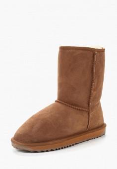 e3d8eeb8d Полусапоги, Lambface, цвет: коричневый. Артикул: LA093AWZDU36. Обувь /  Сапоги /