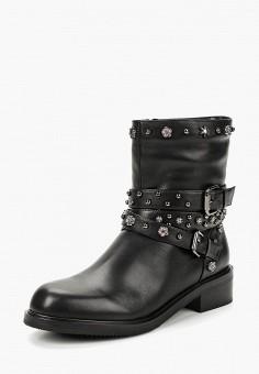 ab7bf74c890e Полусапоги, Laura Valorosa, цвет  черный. Артикул  LA948AWCRMM2. Обувь    Сапоги