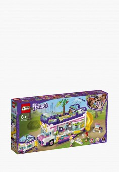 Конструктор Friends, LEGO, цвет: мультиколор. Артикул: LE060TGKNUM1. Игрушки