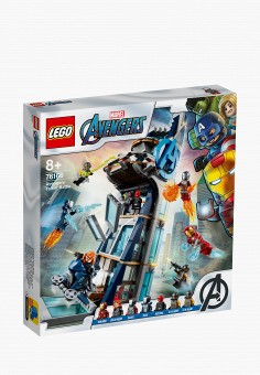Конструктор Marvel Super Heroes, LEGO, цвет: мультиколор. Артикул: LE060TKKODU5. Игрушки / LEGO / Marvel Super Heroes