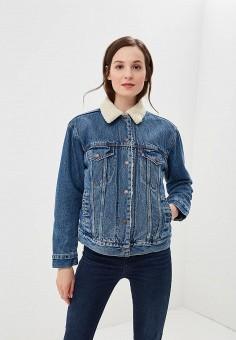 b6b4c8ff6e4f3 Женские демисезонные куртки Levi's® — купить в интернет-магазине Ламода