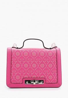 428e5049a520 Сумка, Leo Ventoni, цвет: розовый. Артикул: LE683BWBDKT7. Аксессуары / Сумки