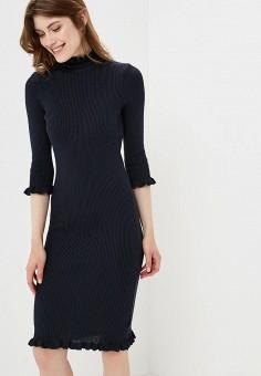 1bf1dce6f2b181 Платье, LOST INK, цвет: синий. Артикул: LO019EWCCQM4. Одежда / Платья