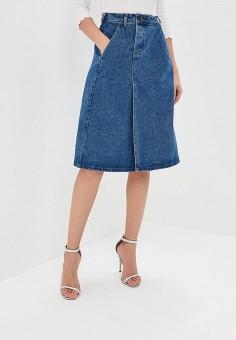 07ebae512a6 Купить женские джинсовые юбки LOST INK. (Лост Инк) от 1 750 руб в ...