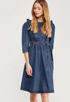 325a82e8f02a92e Купить модные джинсовые платья от 10 500 тг в интернет-магазине ...