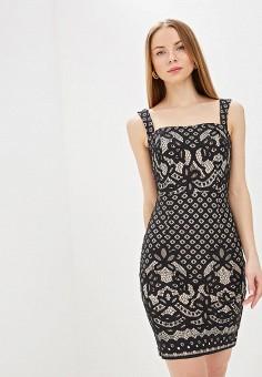 e1394be8333becb Платье, Love Republic, цвет: черный. Артикул: LO022EWESFK9. Одежда / Платья